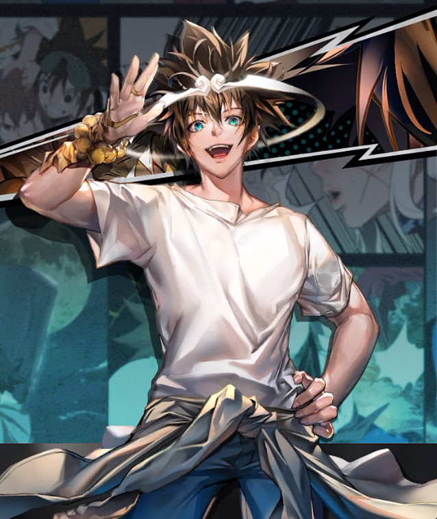 Mori Jin Character Review Hero Cantare Wiki Guide Tips And Strategy