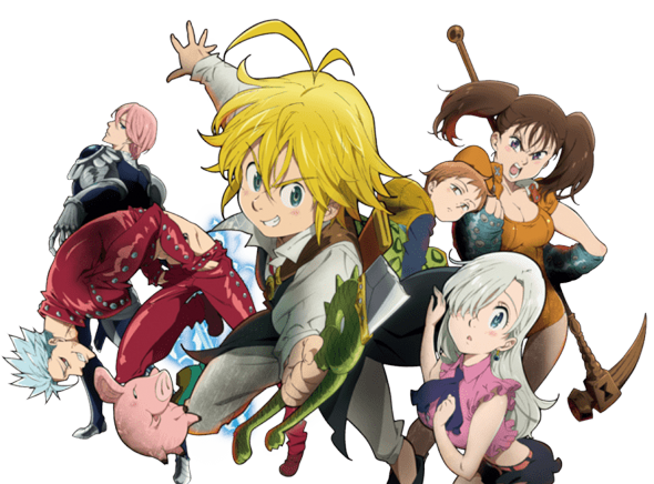Seven Deadly Sins: Grand Cross Wiki & Database Guide